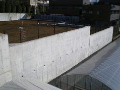 (仮称)ディアスタコート世田谷区中町(新築工事に伴う地下躯体工事)