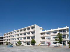 栗島小学校校舎耐震改修工事