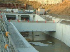 水資源機構 愛知用水二期事業 水路コンクリート表面被覆工事